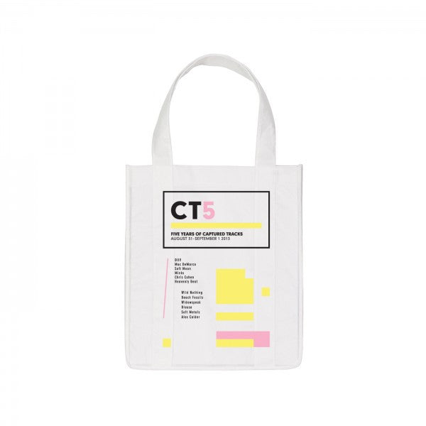 CT5 Tote Bag