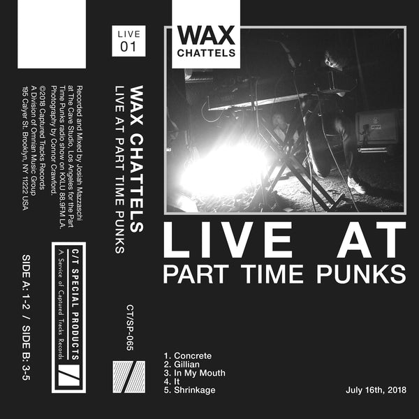 Live at Part Time Punks