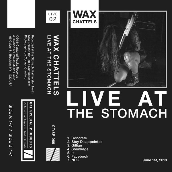 Live At The Stomach
