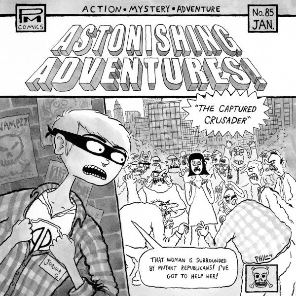 The Astonishing Adventures of...