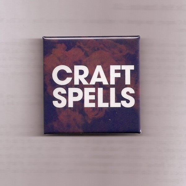 "Craft Spells 2"" Button"