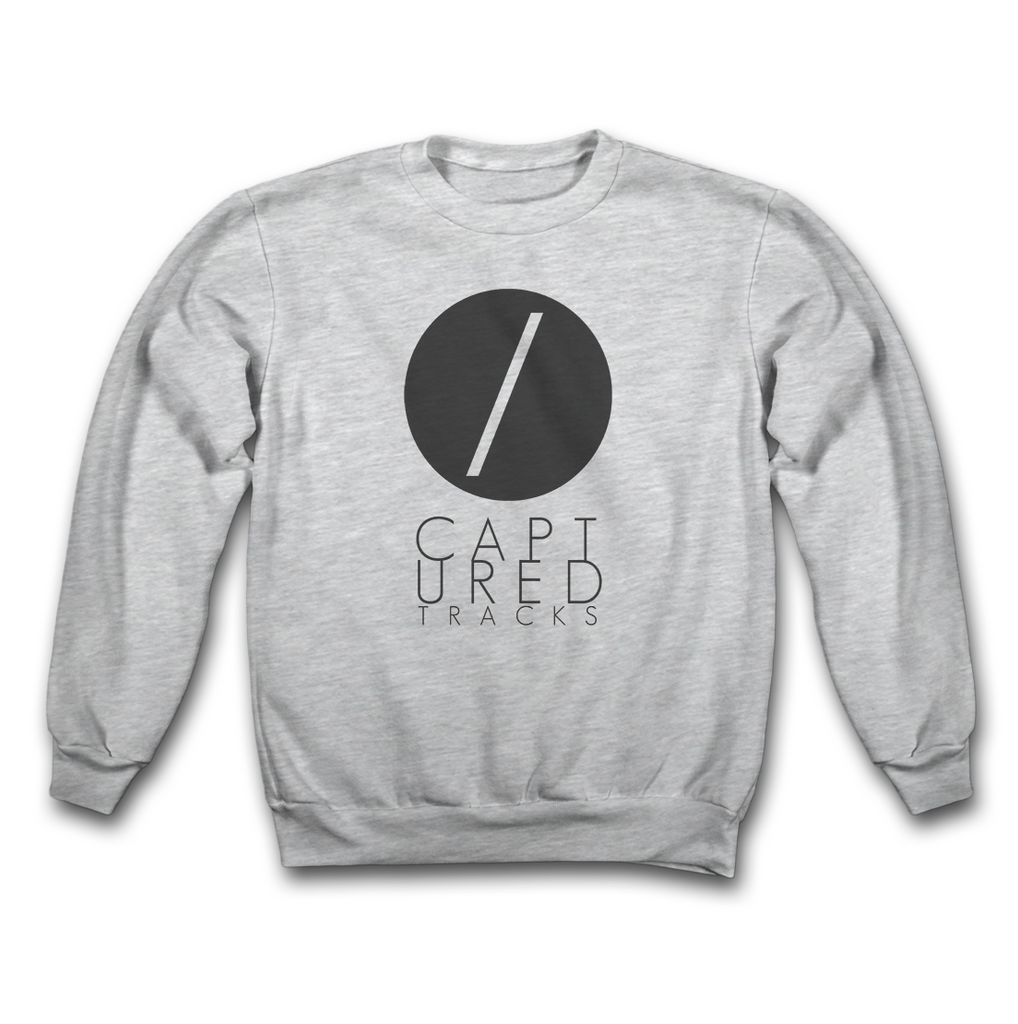 Captured Tracks Crewneck Sweatshirt (Grey)