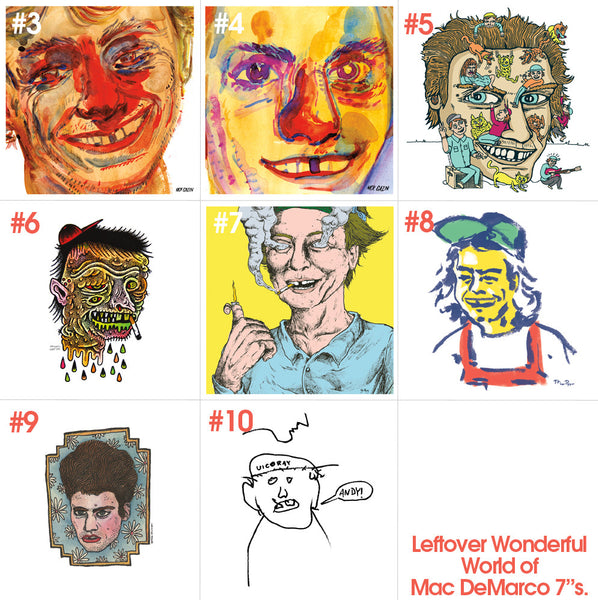 The Wonderful World of Mac DeMarco (Single #9)