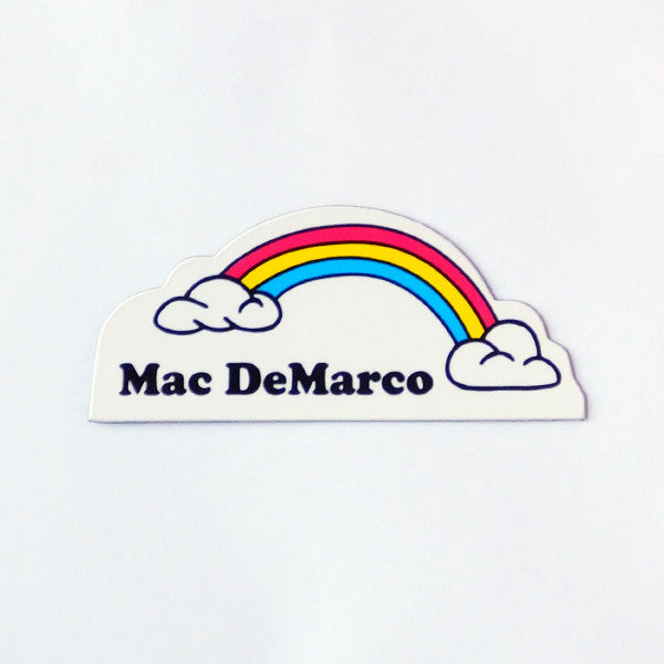 Mac DeMarco Rainbow Magnet