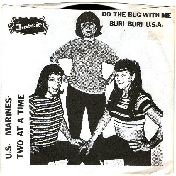 Do The Bug With Me 7""