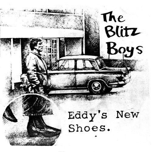 Eddy's New Shoes EP