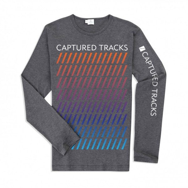 Captured Tracks Long Sleeved Multi-Slash Shirt