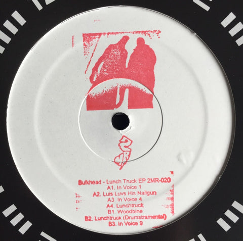 "Lunch Truck EP (12"" Single)"