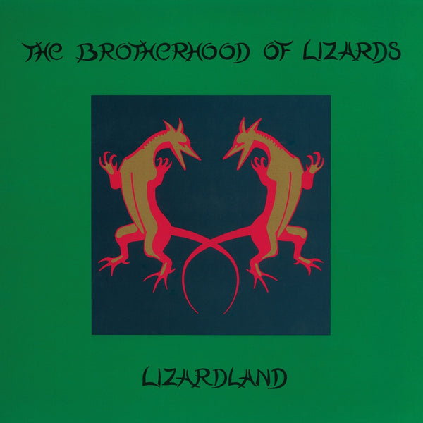 Lizardland: The Complete Works