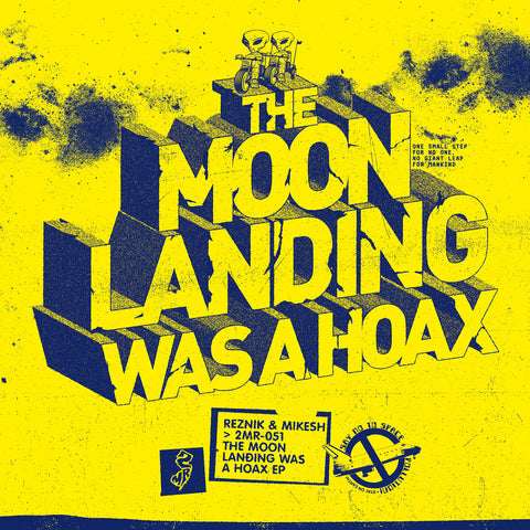 The Moon Landing Was A Hoax EP