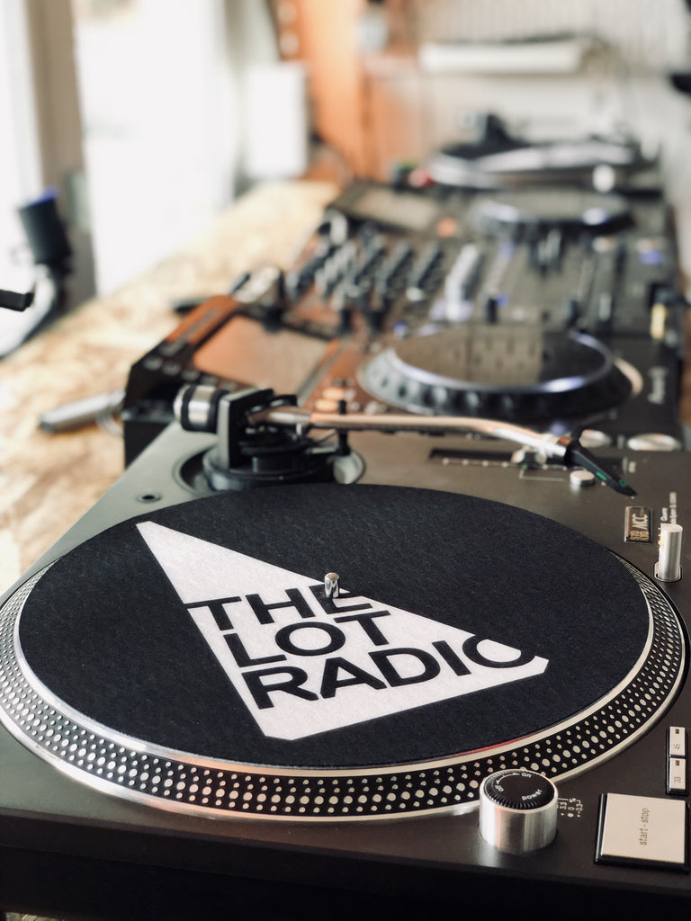 The Lot Radio Slipmat