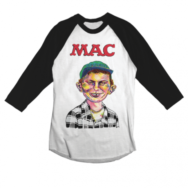 Mad Mac Baseball T-Shirt