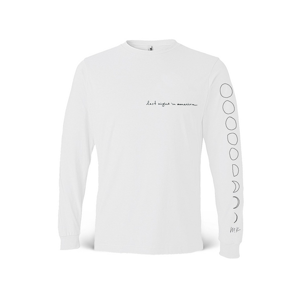 'last night in america' Longsleeve Shirt