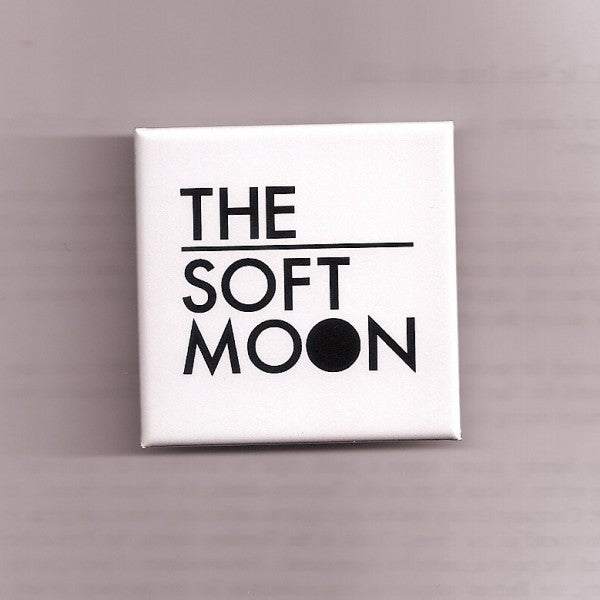 "The Soft Moon 2"" Button"