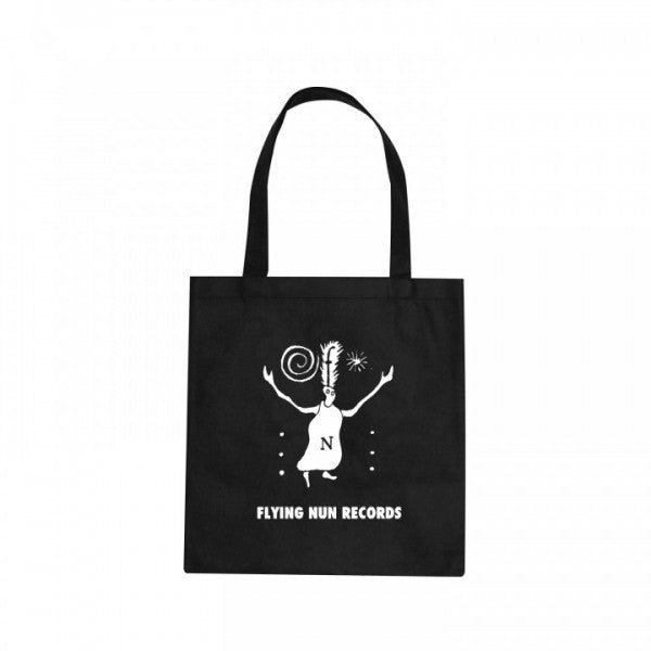Flying Nun Tote Bag (Black)