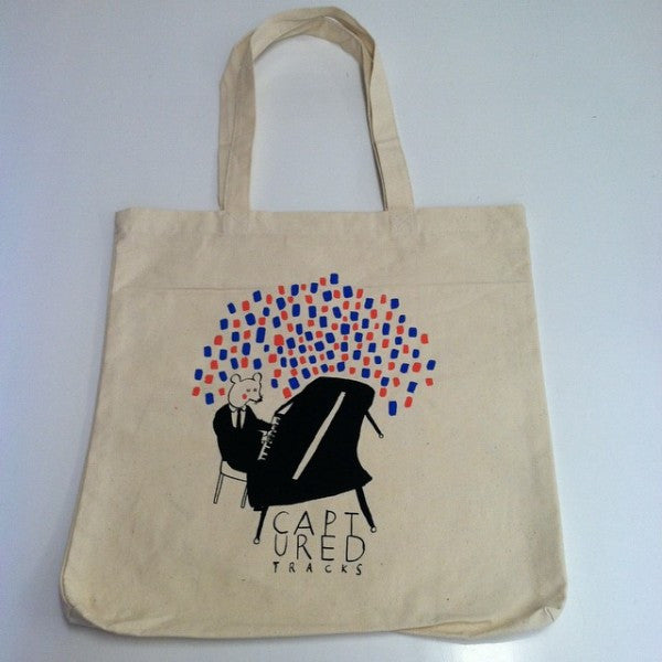 Captured X Yusuke Silk-Screened Tote