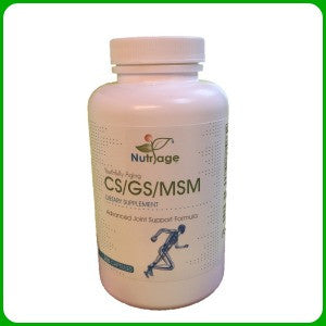 Joint Support - CS/GS/MSM   200 Capsules