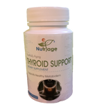 Thyroid Support with Schizandra  60 Capsules 50% OFF - Nutriage, LLC  - 1