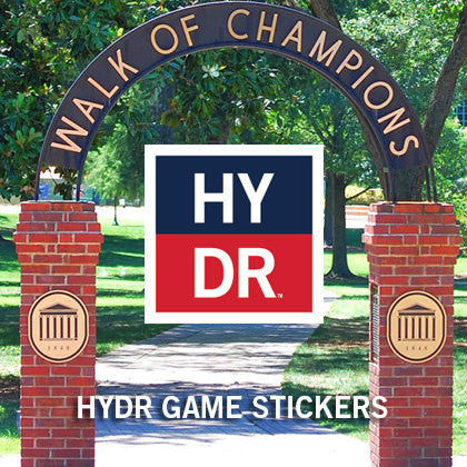 HYDR Game Stickers - 25 Pack