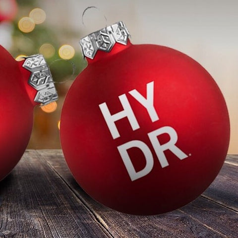 HYDR Christmas Ornament