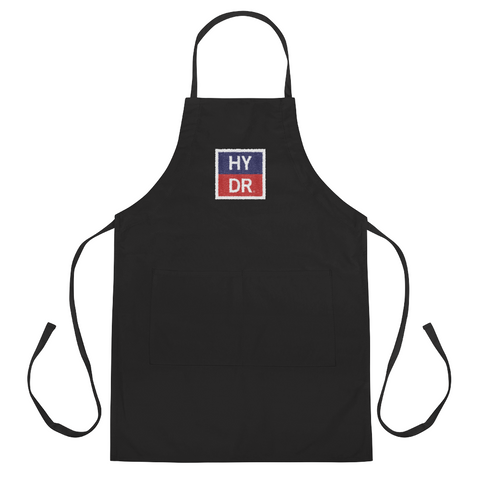 Embroidered HYDR Apron