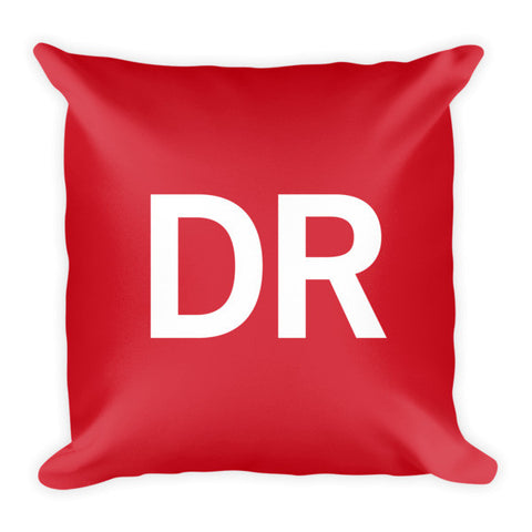 "HYDR ""DR"" Pillow"