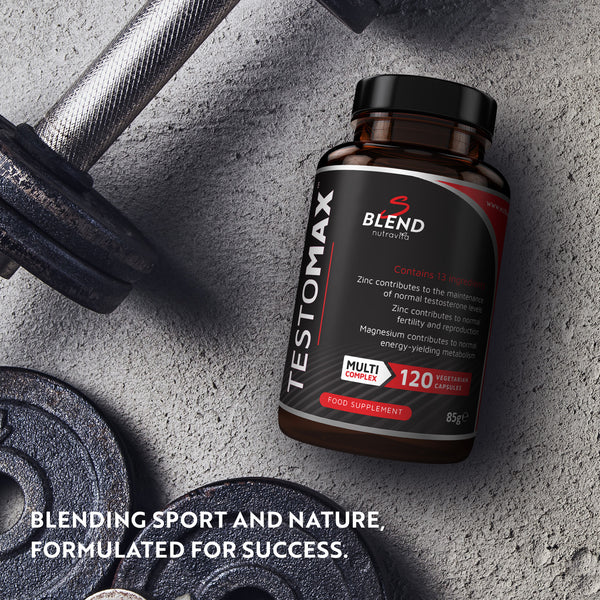 TESTOMAX™ Testosterone Boosters for Men