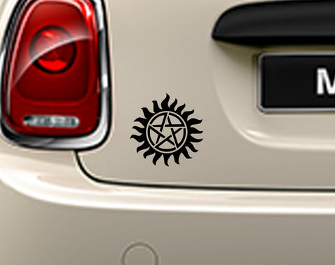 Anti-Posession Symbol Supernatural