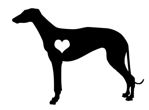 Heart My Greyhound