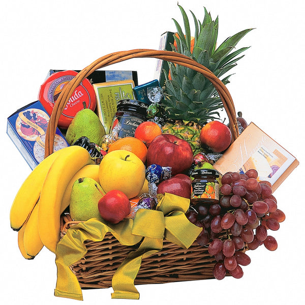 (display image: Gourmet Fruit Basket)