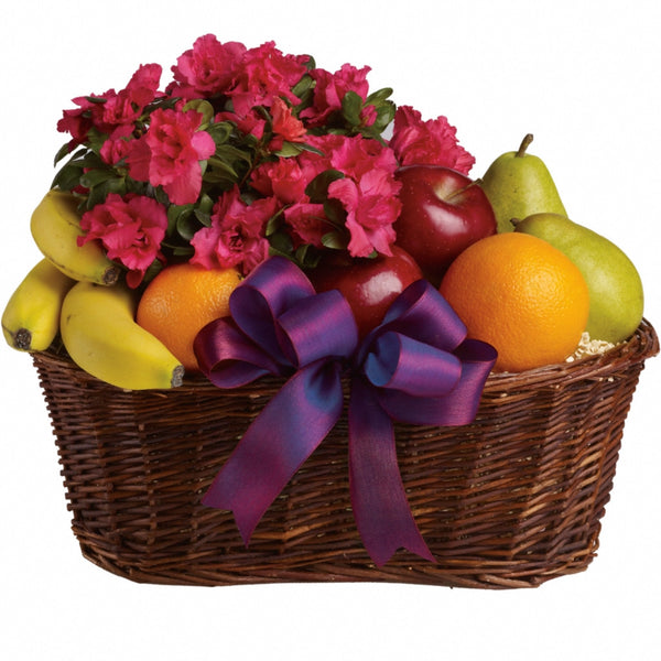 (display image: Fruits and Blooms Basket)