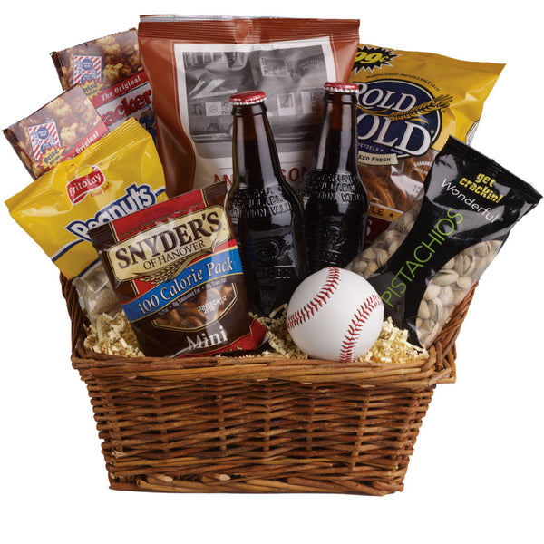 (display image: Take Me Out to the Ballgame Basket)