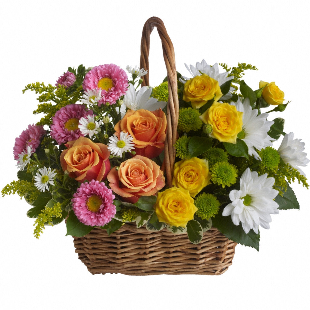 (display image: Sweet Tranquility Basket)