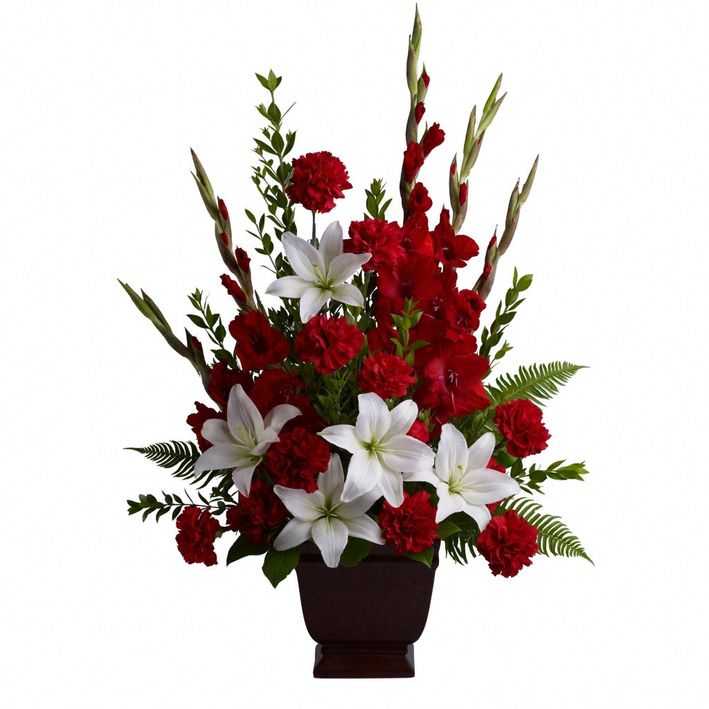 (display image: Teleflora's Tender Tribute)