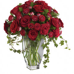 Buy Teleflora's Rose Romanesque Bouquet