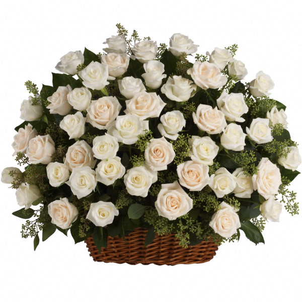 (display image: Bountiful Rose Basket)