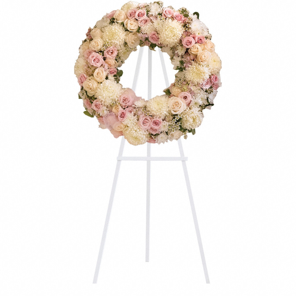 (display image: Peace Eternal Wreath)