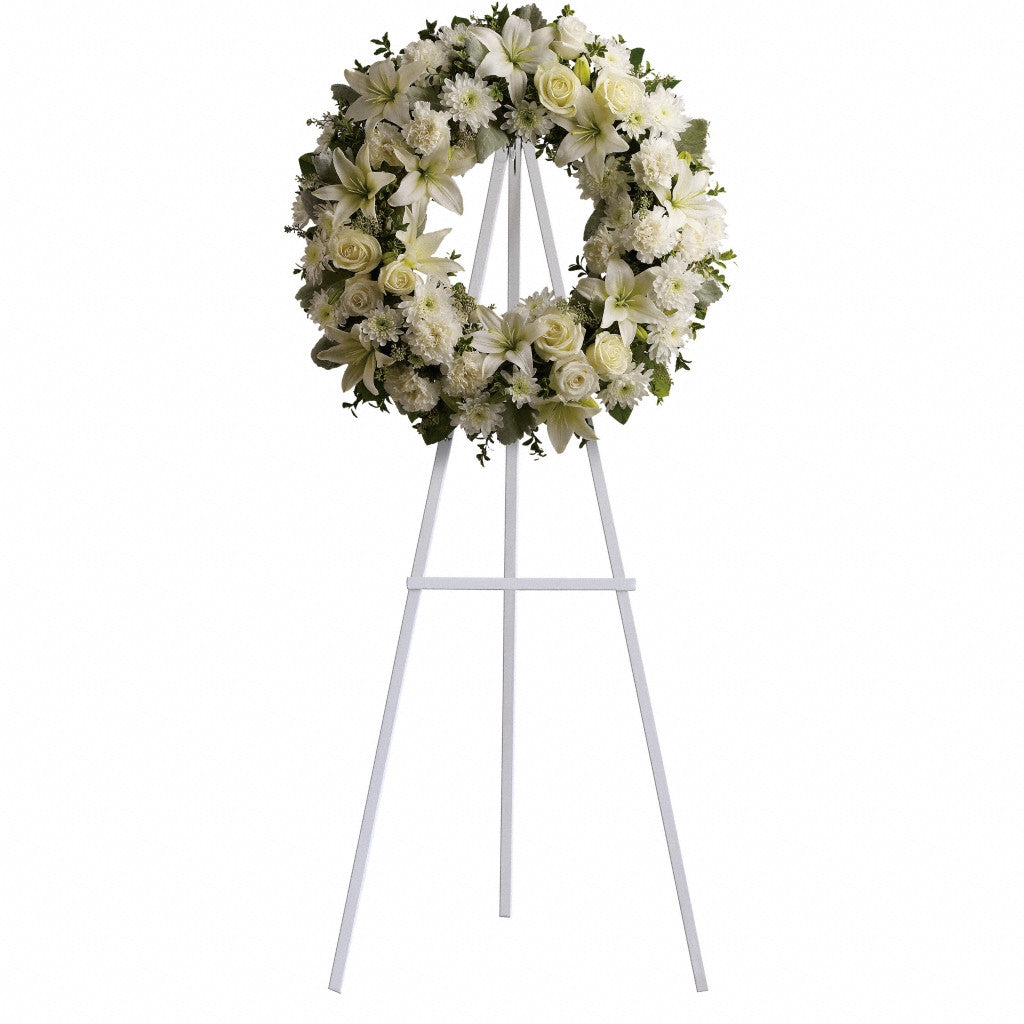 (display image: Serenity Wreath)