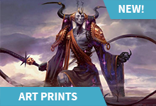 MTG Art Prints