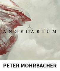 Peter Mohrbacher Angelarium series, tokens, prints and playmats