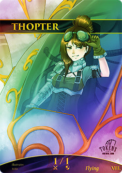 Thopter Token for MTG FOIL Token Tokens For MTG - Cardamajigs
