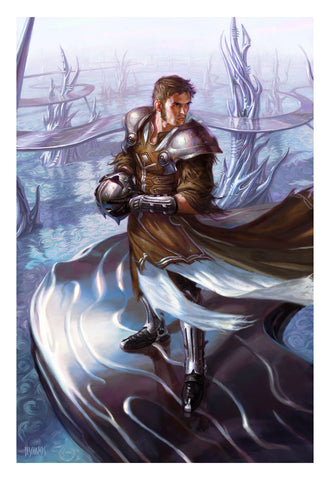 Venser, the Sojourner - MTG Print (Eric Deschamps)