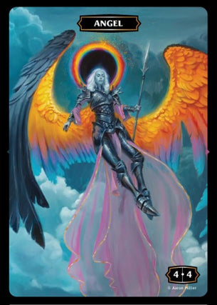Angel (Dark Halo) Token (Aaron Miller)