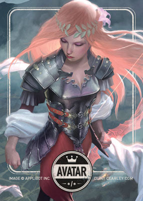 Avatar token for MTG (Clint Cearley)