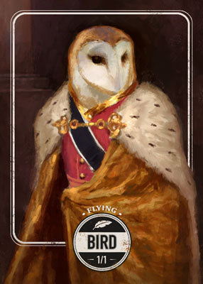 Bird token for MTG (Clint Cearley)