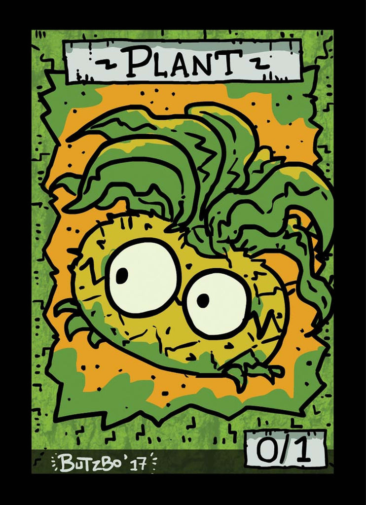 Plant Token for MTG (Butzbo)