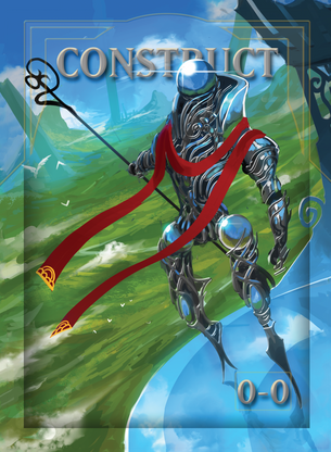 Construct Token for MTG (ISH)