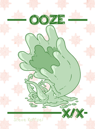 Ooze Token for MTG (SRA)