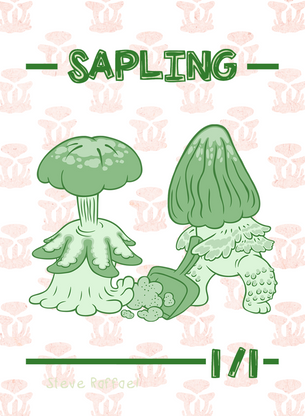 Sapling (Sweep) Token for MTG (SRA)