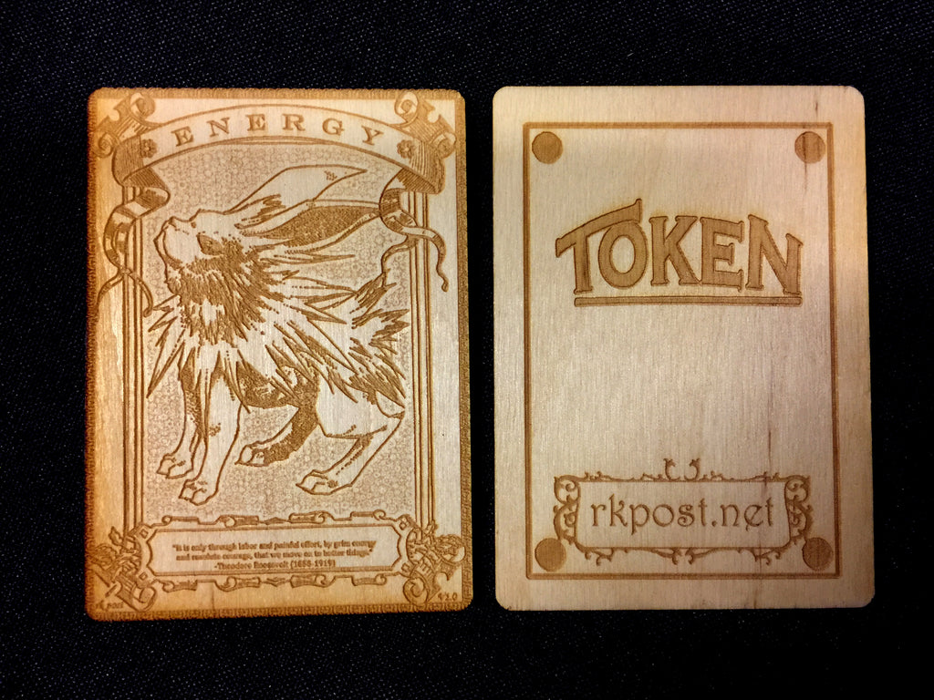 Energy Wood Token (RK Post)